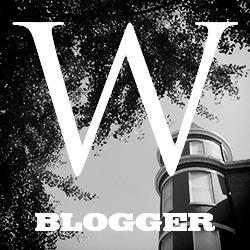 W Blogger B&W
